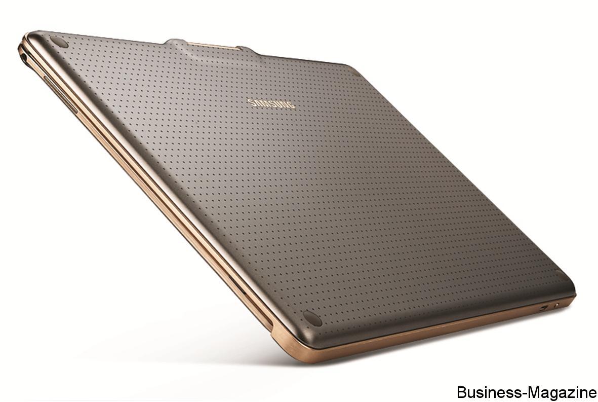 Samsung dévoile le Samsung Galaxy Tab S   business-magazine.mu