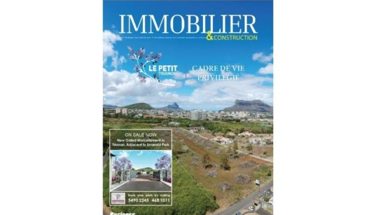 Immobilier & Construction Décembre 2020 - Janvier 2021 | business-magazine.mu