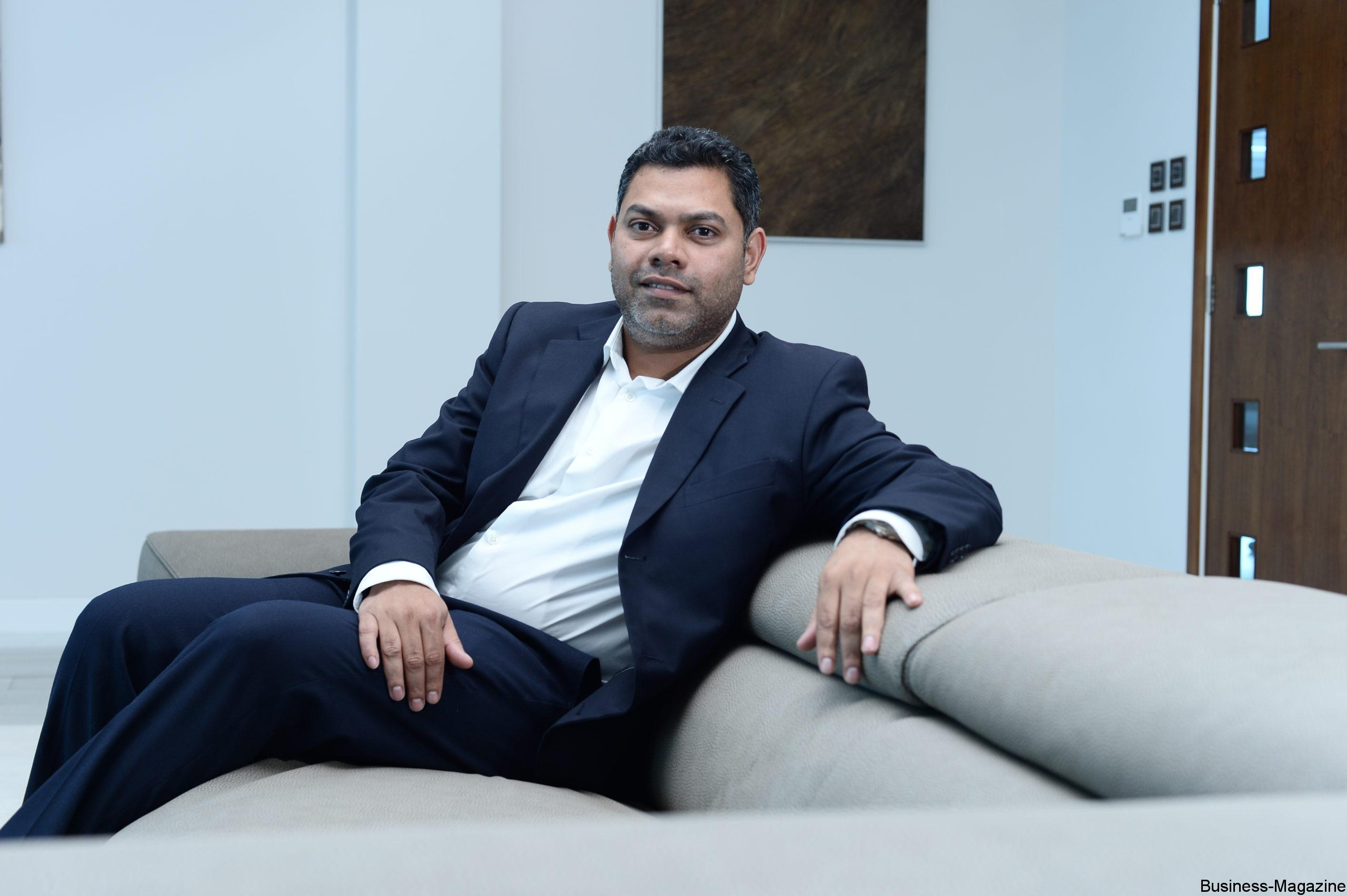 Nitin Collappen -  (Managing Director de Sunibel  Corporate Services) - Un philosophe dans le global business | business-magazine.mu