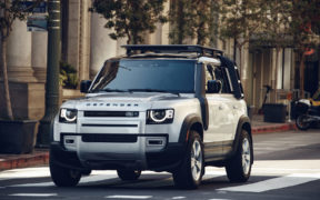 Axess - Le Land Rover Defender enfin disponible à Maurice | business-magazine.mu