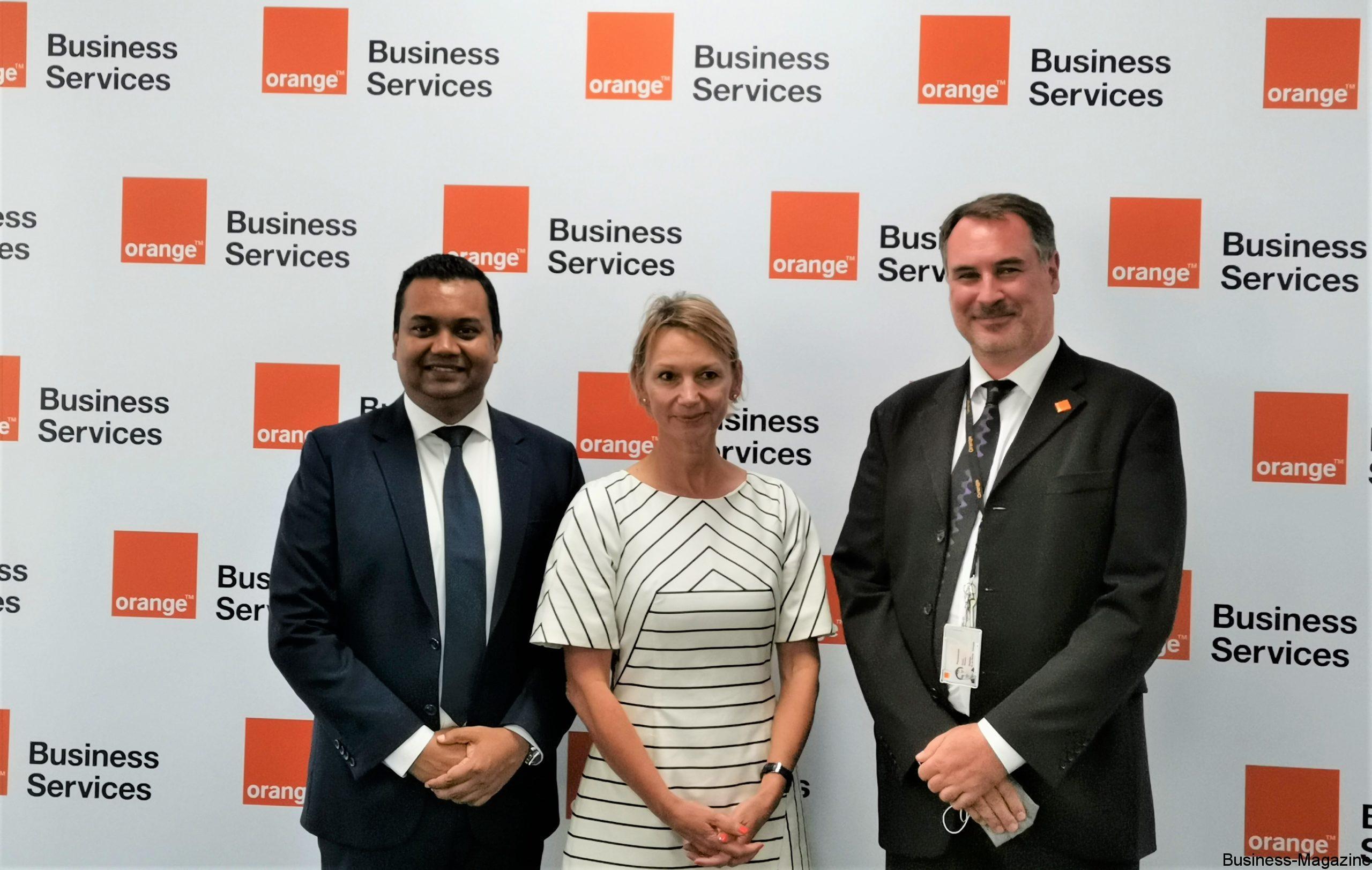 Orange Business Services Mauritius Ltd fête ses 13 ans | business-magazine.mu