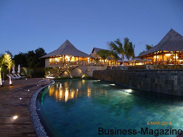 Zilwa et Paradise Cove Boutique Hotel aux 'World Travel Awards'   business-magazine.mu