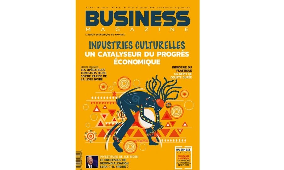 Industries Culturelles - Business Magazine 1473