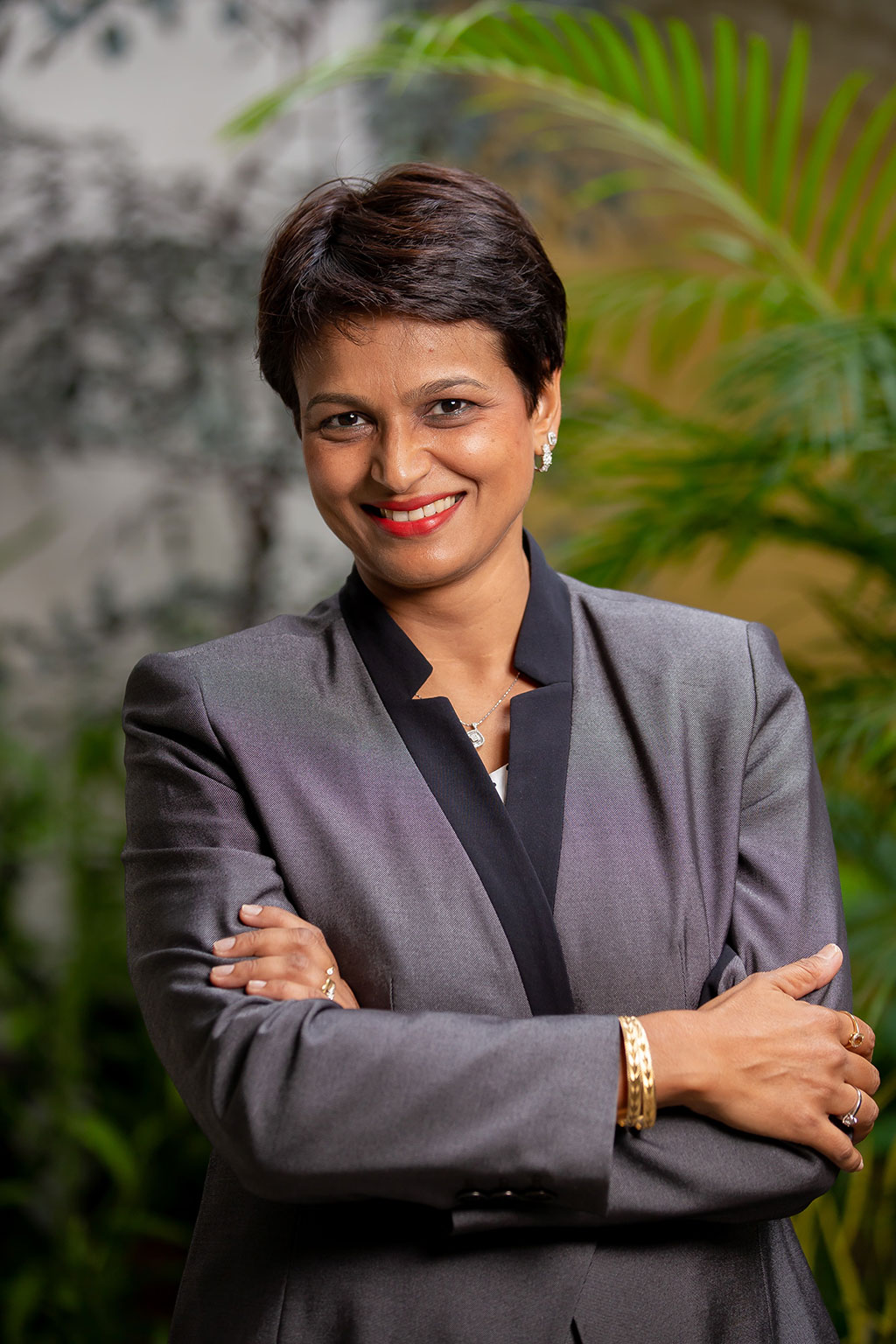 Sheila Ujoodha (CEO, Mauritius Institute of Directors)