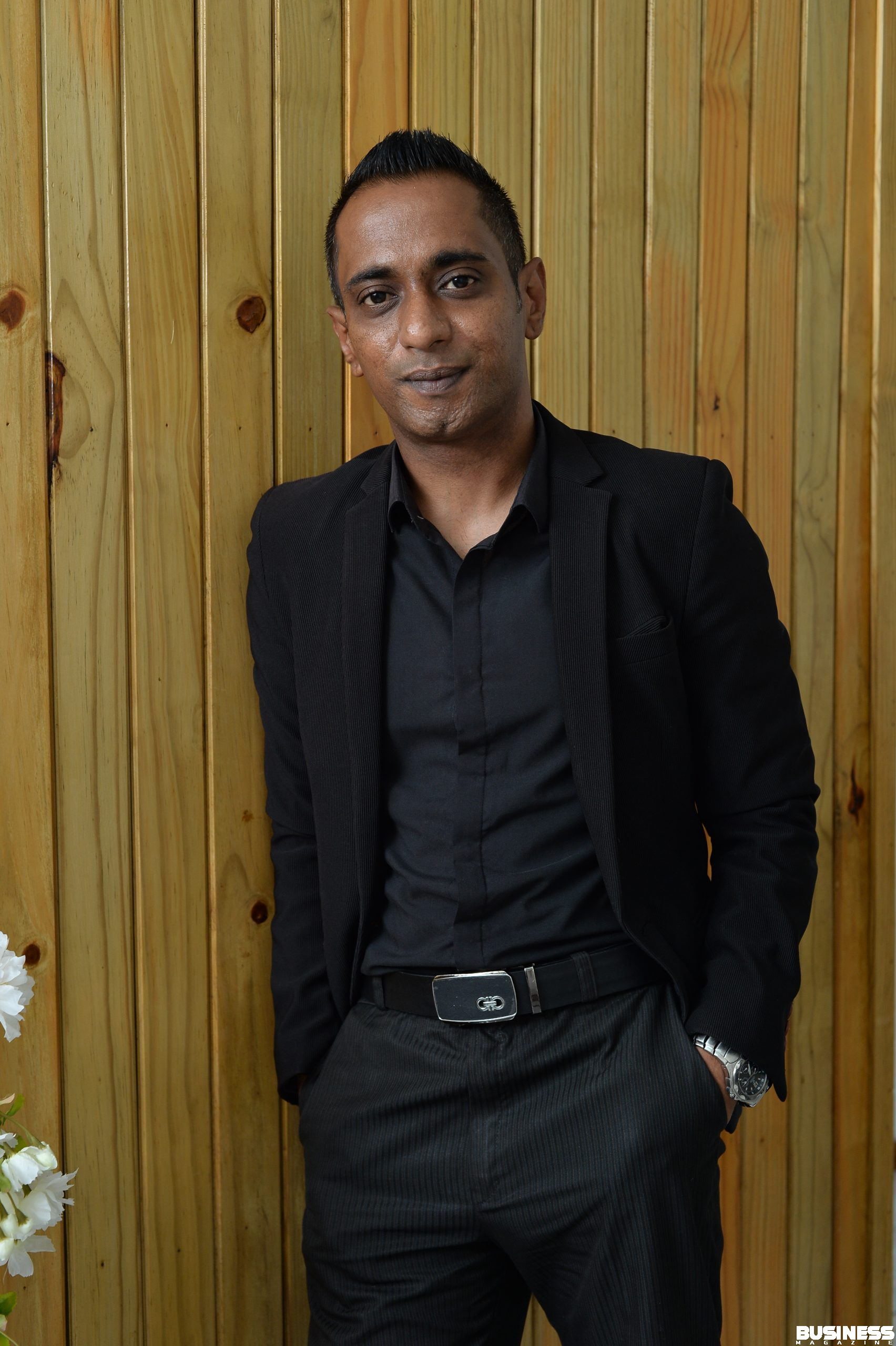 Ravish Pothegadoo