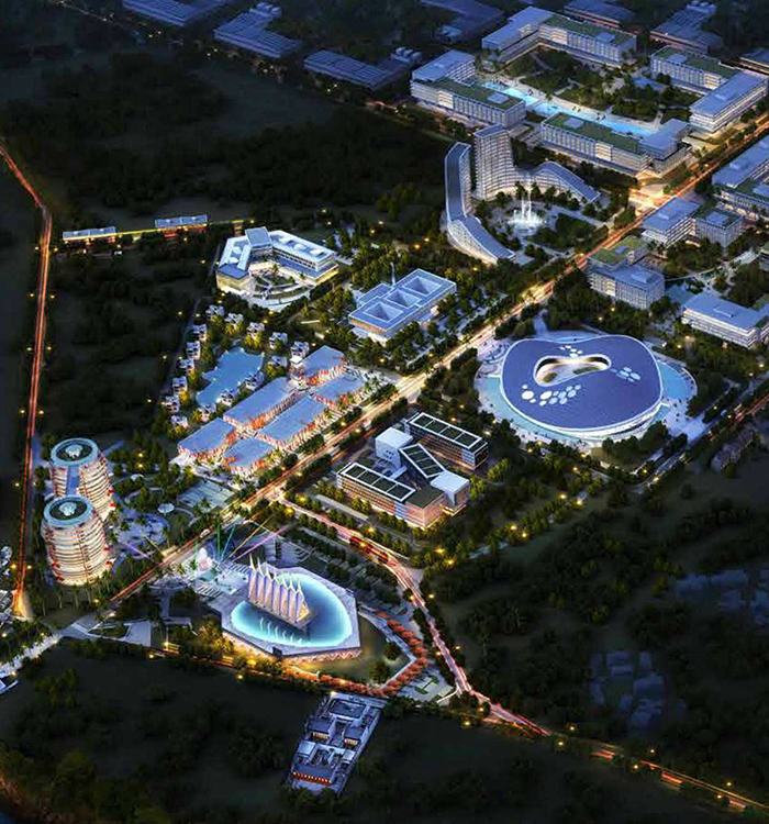 JinFei Smart City