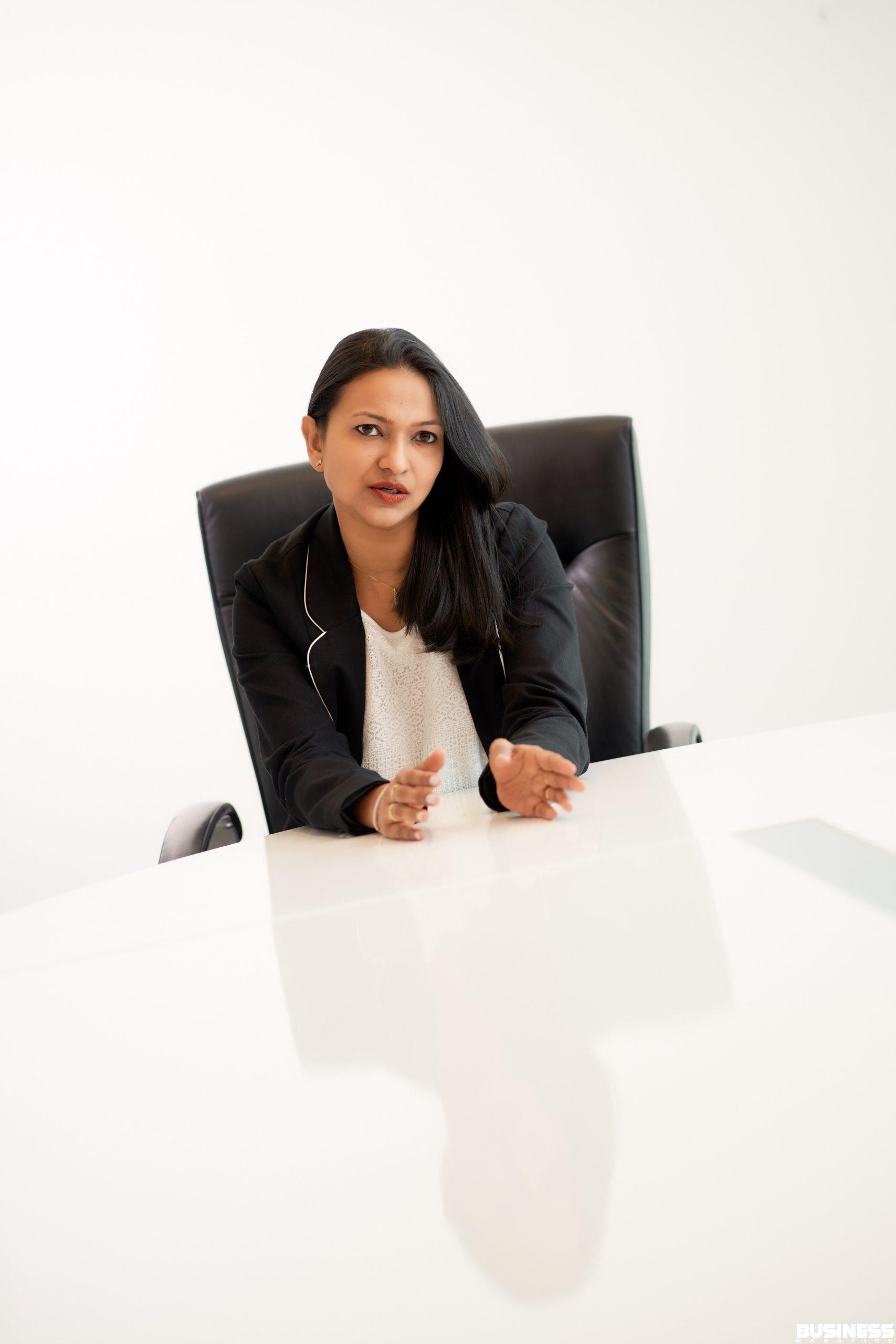 Madhavi Ramdin-Clark - ACCA