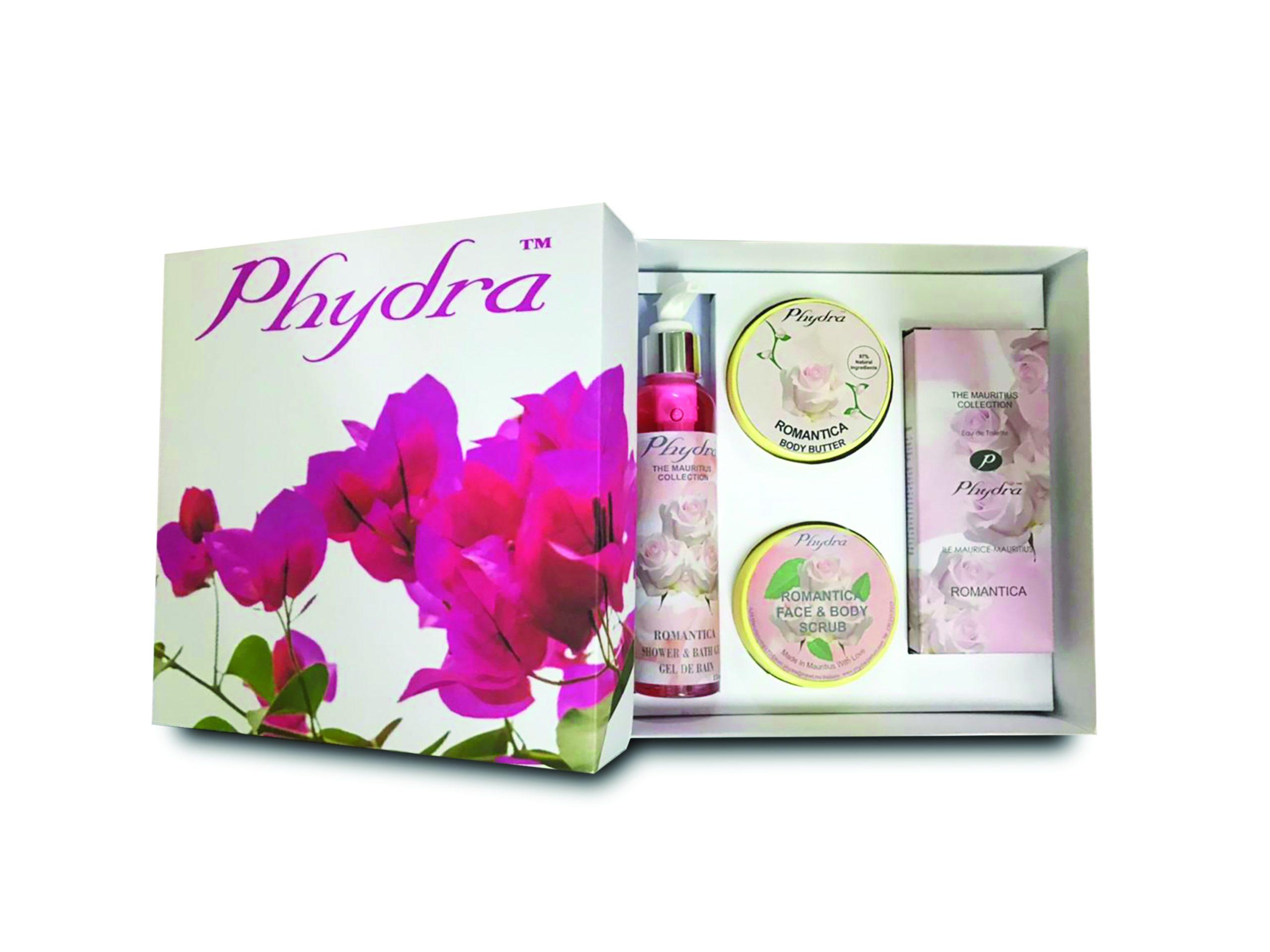Coffret Phydra Romantica