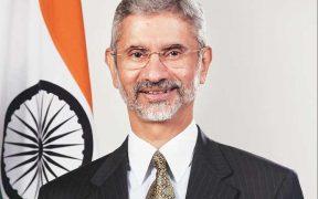Photo de Subrahmanyam Jaishankar, ministre des Affaires étrangères de l'Inde,