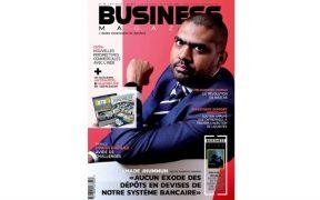 Samade Jhummun (CEO de Mauritius Finance)