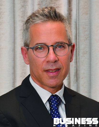 Andrew Cohen, CEO Courts Mammouth