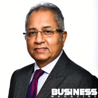 Premchand Mungar, CEO de la MauBank