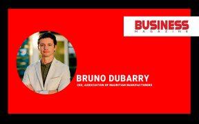 Bruno Dubarry - CEO, Association of Mauritian Manufacturers