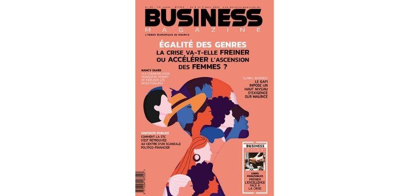 Egalite des genres Business Magazine 1480
