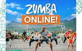 Zumba Online Moka'mwad