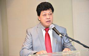 Areff Salauroo, président de MAHRP