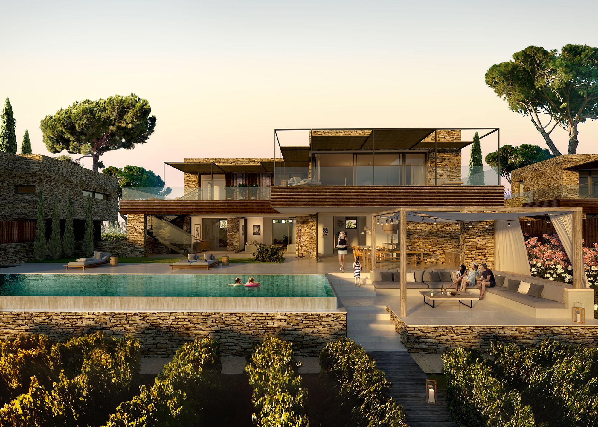 LUX La Baraquette Resort & Residences