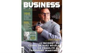 Clarel Michaud CEO Mc Easy Freight