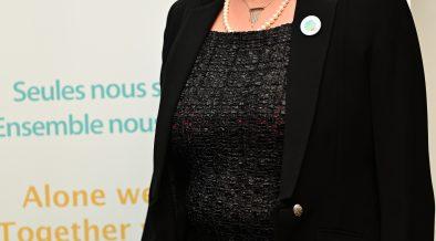 Rima Ramsaran Présidente AMFCE
