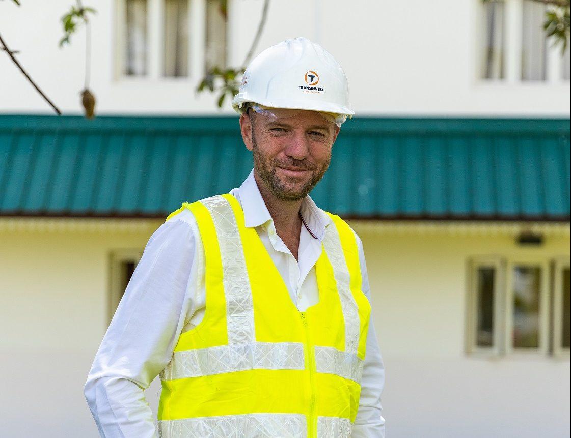 Bertrand Hanauer, Transinvest