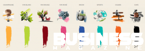 Corporate Visual - New look 20 sur Vin
