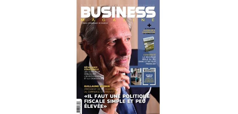 Cover Business Mag 1493