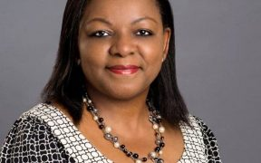 Bola Adesola (Chairperson of Standard Chartered Mauritius' Board