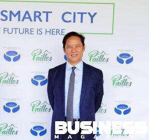 Li Hai, CEO de Yihai Investment Ltd (Mauritius)