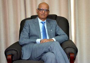Dr. Oomandra Nath Varma
