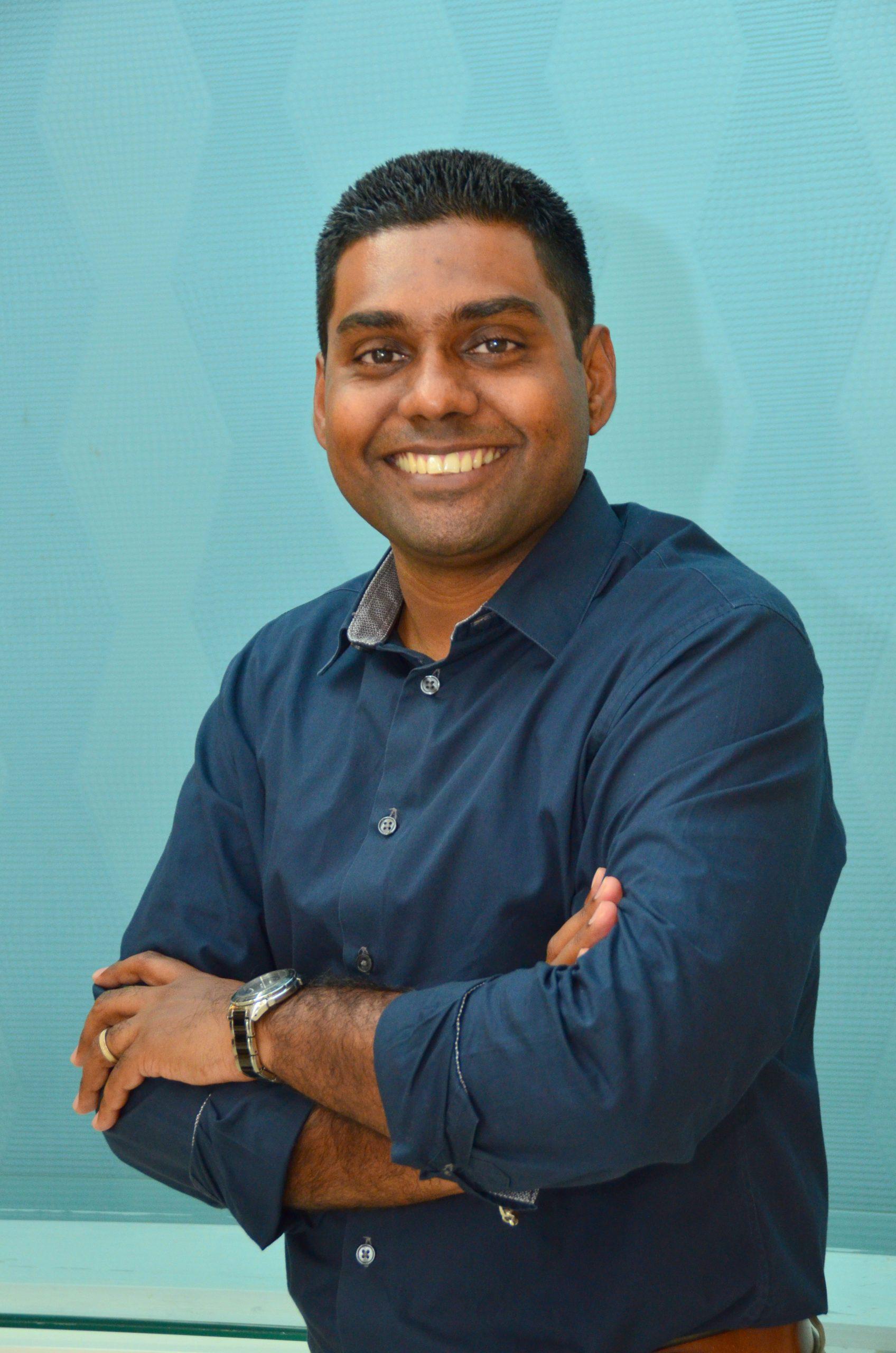 Mickaël Apaya (Head - Sustainability and Inclusive Growth, Business Mauritius)