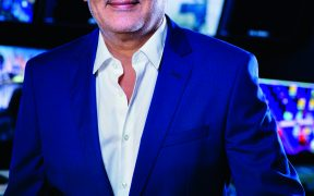 Najib Gouiaa (CEO, Media City Mauritius)