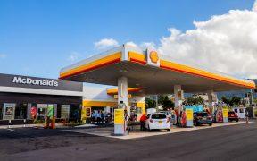 Station-service de Vivo Energy à Moka