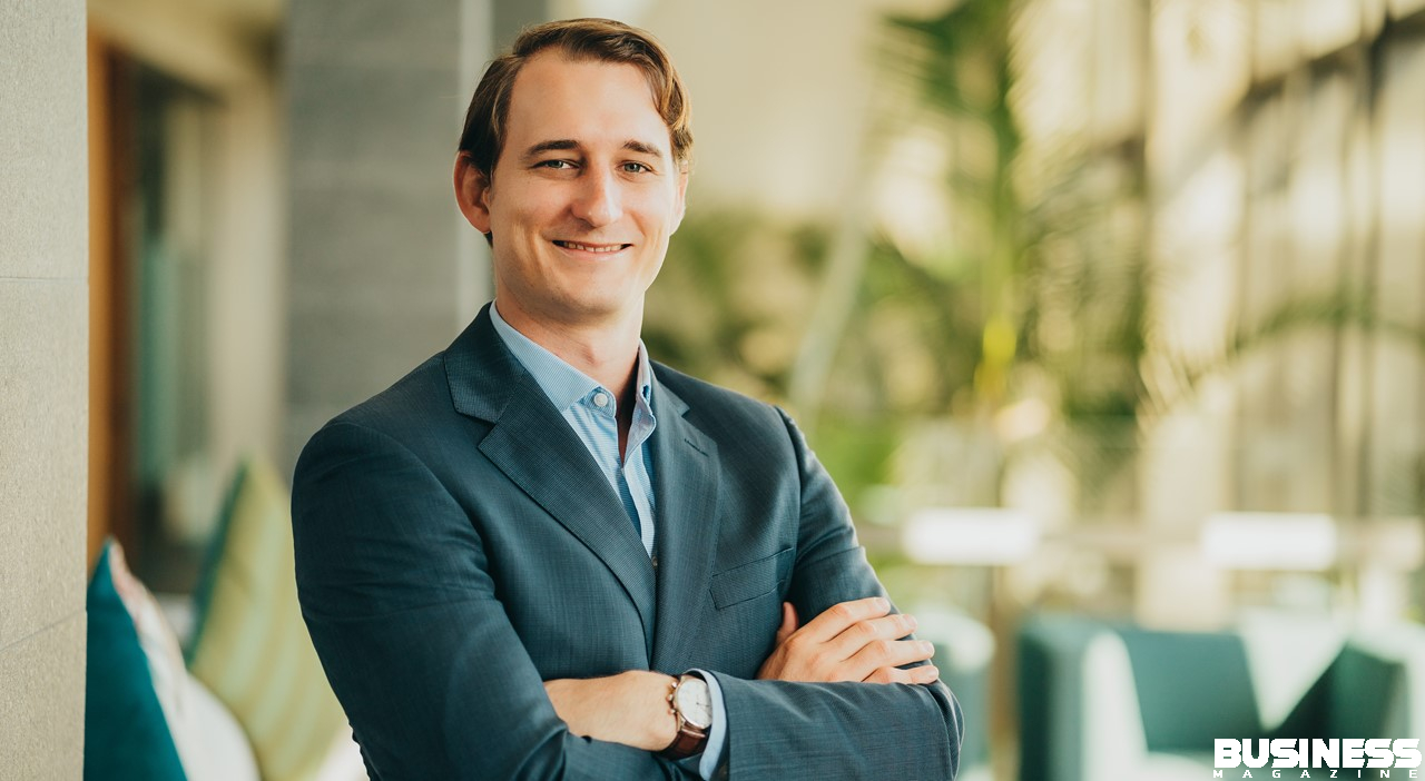 Olivier Baissac, CEO d'ENL Agri