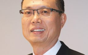 Pascal Tsin, le CEO du groupe Super U