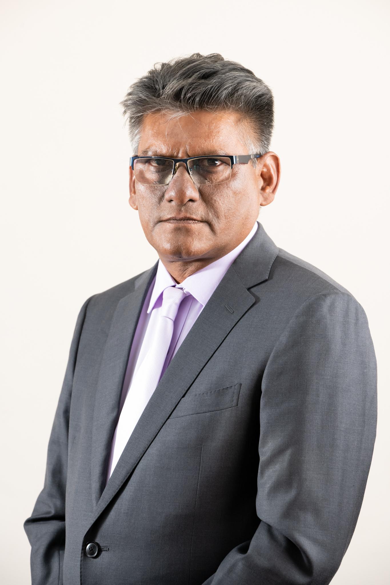 Toriden Chellapermal (CEO, MCCI Business School)