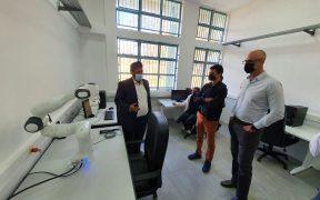 AMM rend visite à l'Université des Mascareignes