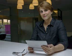 Director Nathalie Job