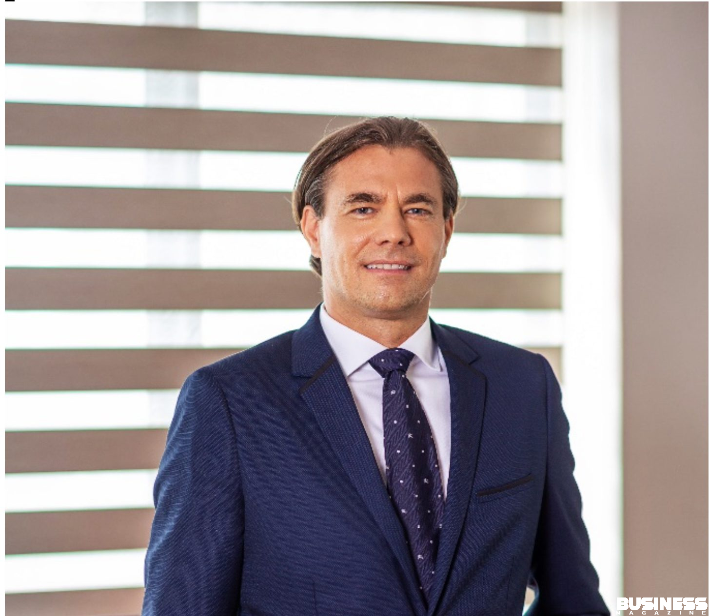 Guillaume Passebecq, Head of Private Banking and Wealth Management à Bank One