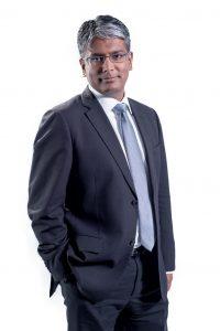 Lakshman Bheenick (CEO de CIEL Finance)