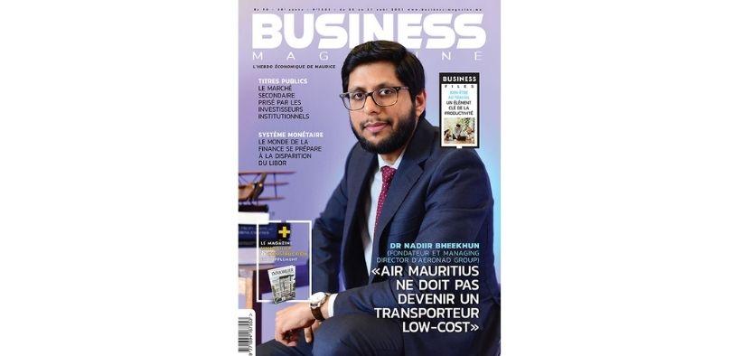 Dr Nadiir Bheekhun Cover