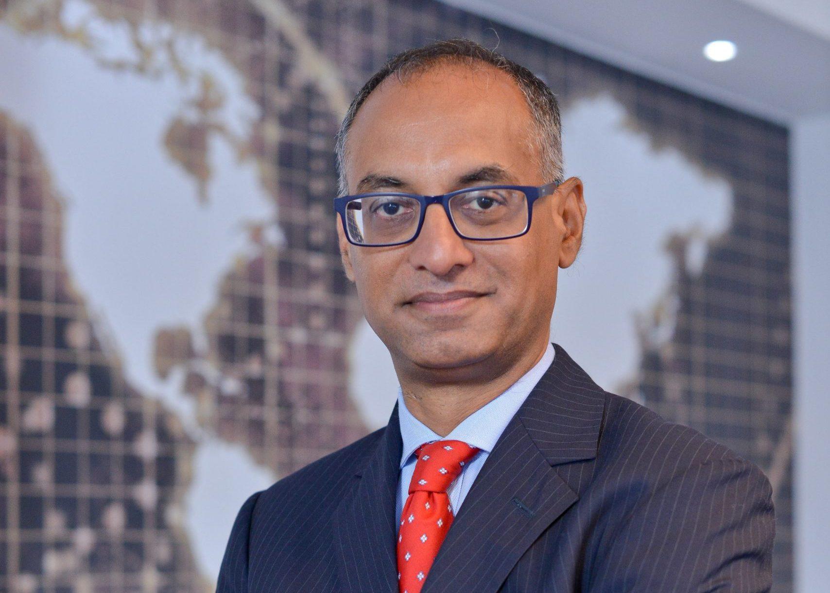 Nitin Ramlugon, HSBC