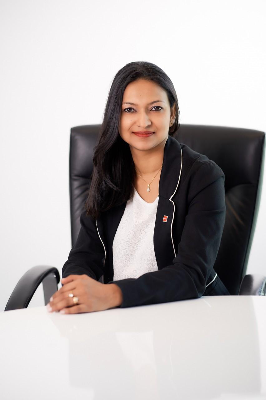 Madhavi Ramdin-Clark (Market Head, ACCA Mauritius)