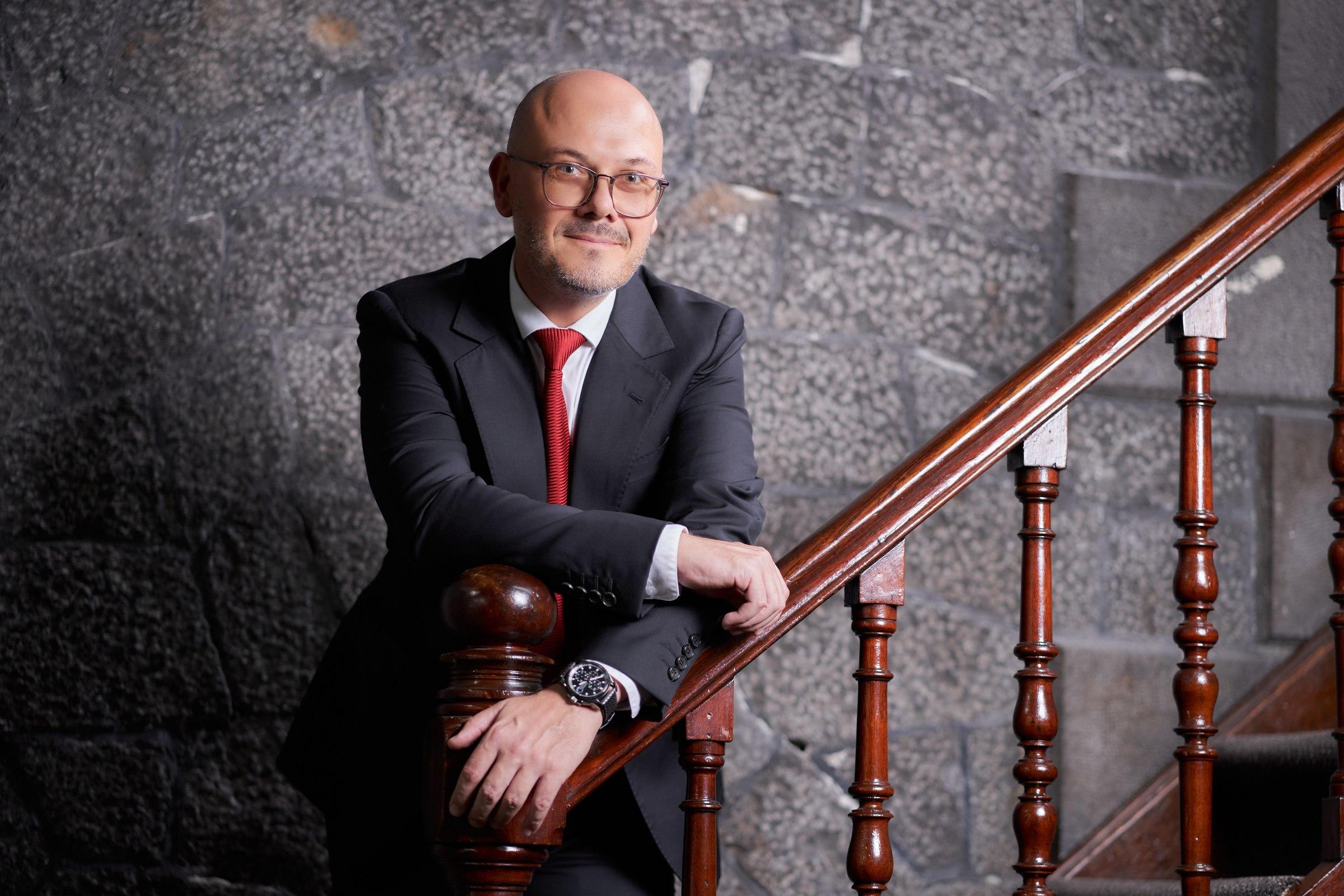 Marc-Alexandre Masnin (Directeur des Investissements, Afrasia Bank)