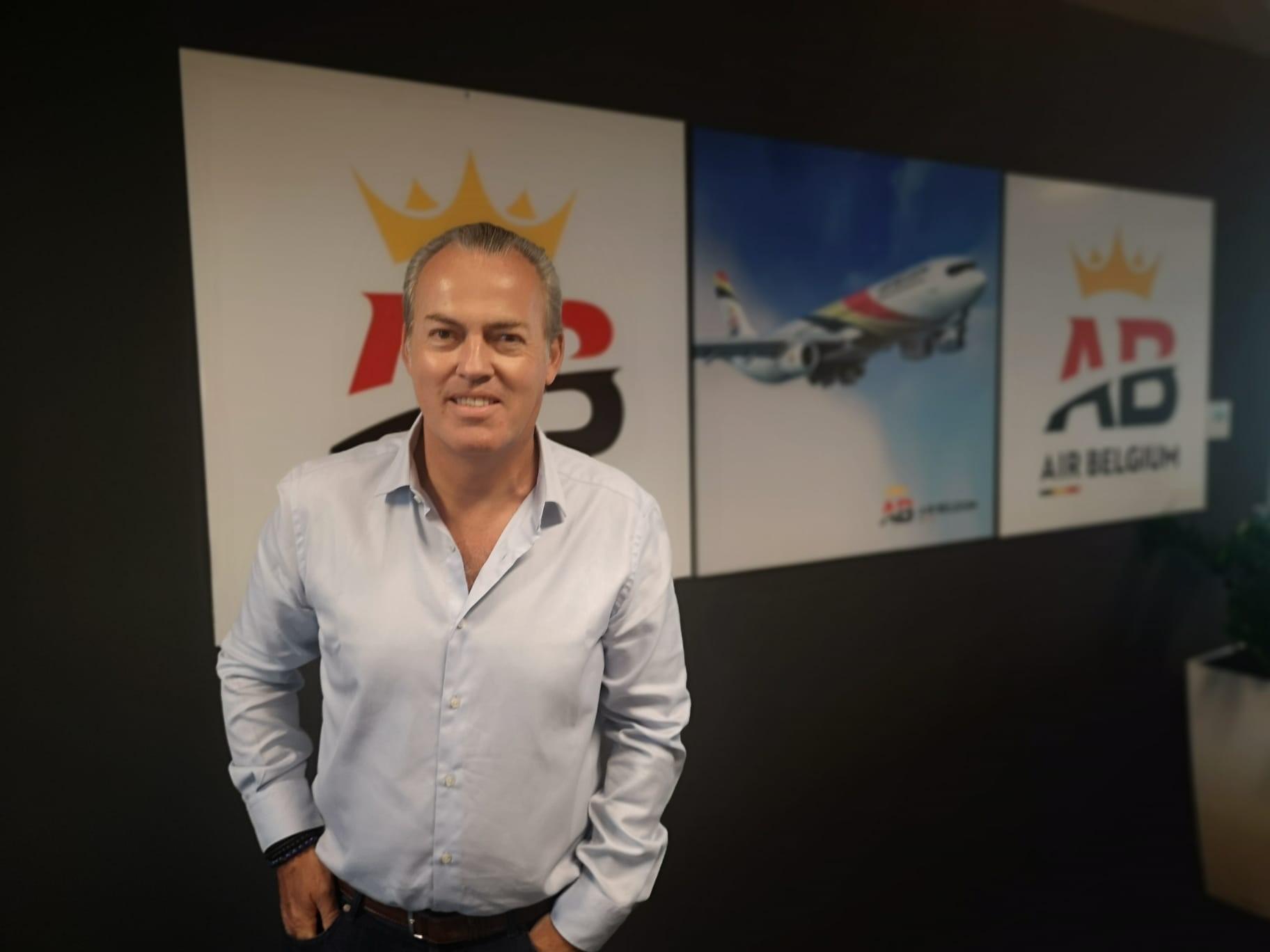 Philippe Wilmart, Air Belgium