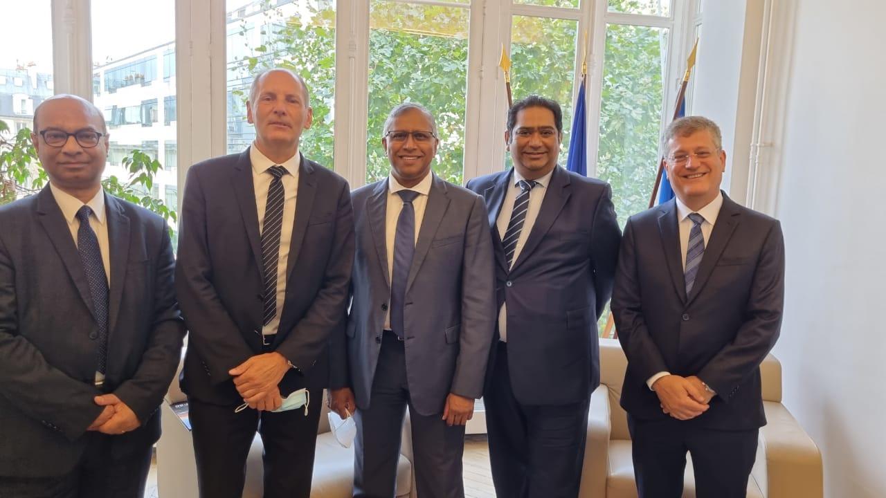 Business Mauritius - MEDEF