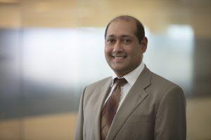 Vishal Nunkoo, Chief Executive Officer de Velogic