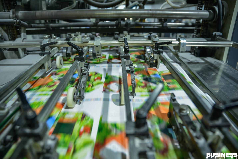 CARACTÈRE 2022 : 25 ans d'évolution en imprimerie commerciale et industrielle de pointe
