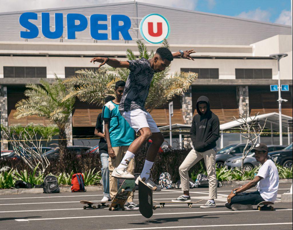 Skate Jam Super U