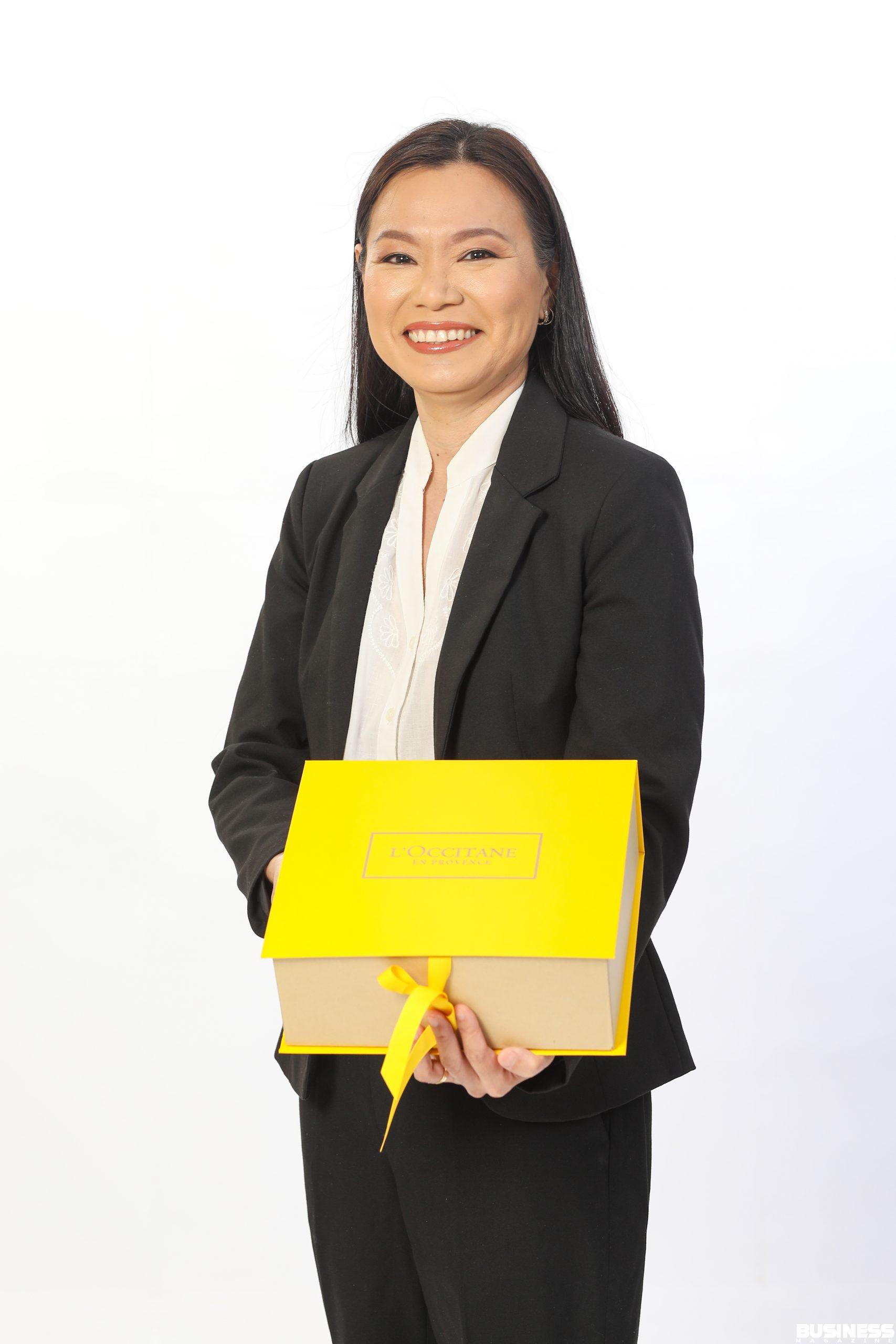 Véronique Camille (Business Unit Manager - Comestics Luxury, Grays)